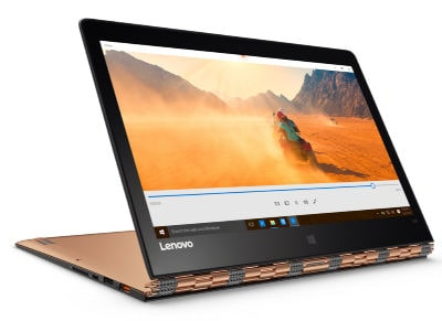 "Laptop Lenovo Yoga 90013ISK 13.3"" (i76500U/8GB/256GB/ HD)"