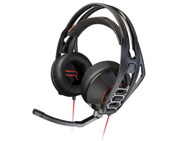 Plantronics RIG 515 HD Lava 7.1 - Gaming Headset Μαύρο