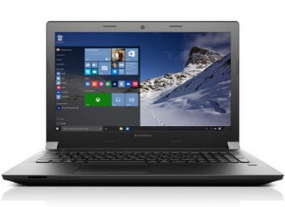 "Laptop Lenovo B5180 15.6"" (i76500U/4GB/1TB&8GB/HD 520)"