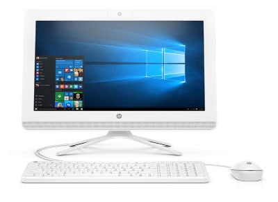 "HP AiO All-in-One 21.5""  (i3-8130U /4GB/1TB/UHD 600) - 22-c0006nv"