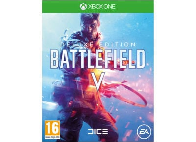 Battlefield V Deluxe Edition – Xbox One Game