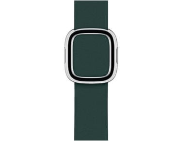 Apple Watch 40mm Modern Buckle Band (Large) - Forest Green