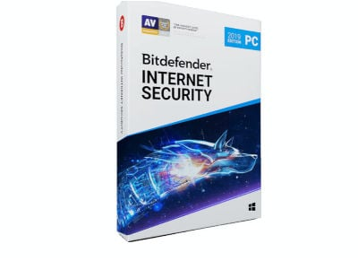 Bitdefender Internet Security 2019 - 1 έτος (1 PC)