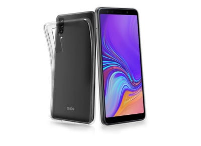 Θήκη Samsung Galaxy A7 2018 - SBS Skinny Cover Διάφανο