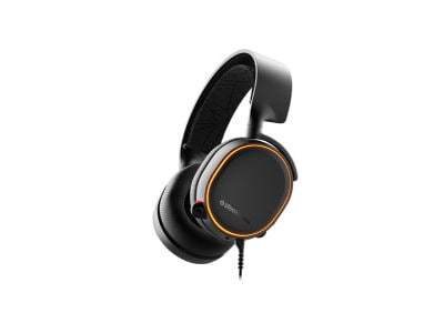 SteelSeries Arctis 5 - Gaming Headset 2019 Edition Μαύρο