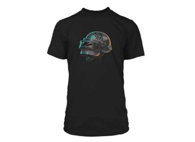 T-Shirt Jinx PUBG Born To Loot Tee Μαύρο - S
