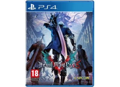 Devil May Cry 5 - PS4 Game