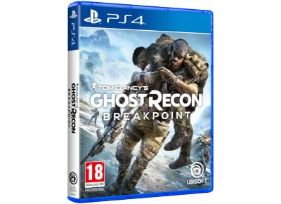 Tom Clancy's Ghost Recon: Breakpoint – PS4 Game