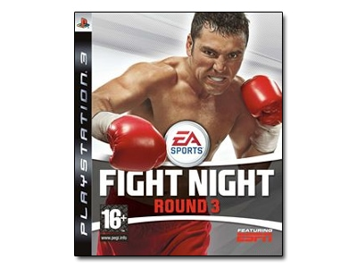 Used : EA Sports Fight Night Round 3 - PS3